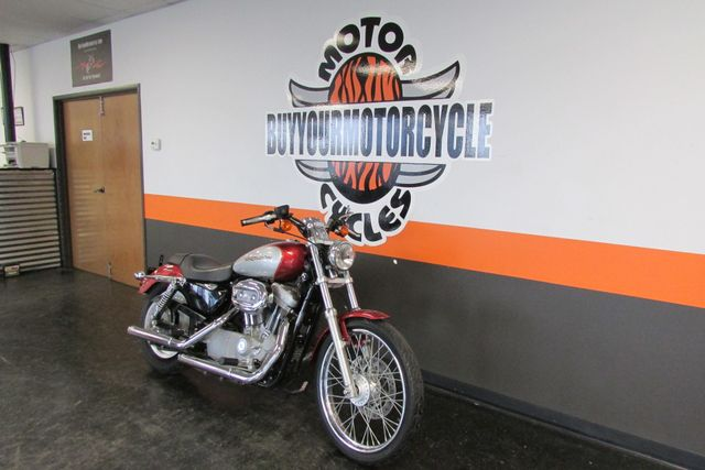 2004 Harley-Davidson Sportster® 883 Custom Arlington, Texas 2