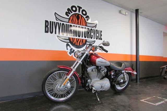 2004 Harley-Davidson Sportster® 883 Custom Arlington, Texas 28