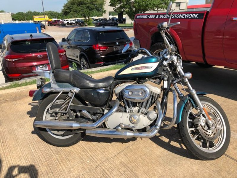 2004 Harley-Davidson XL1200 Roadster   city TX  Hoppers Cycles  in , TX