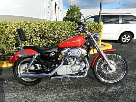 2004 Harley-Davidson Sportster XL883C Custom 883 Custom in Hollywood, Florida