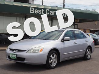 2004 Honda Accord EX Englewood, CO 0
