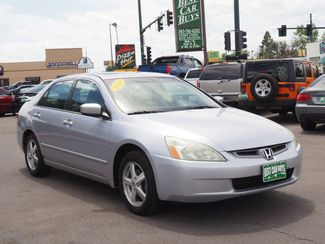2004 Honda Accord EX Englewood, CO 2
