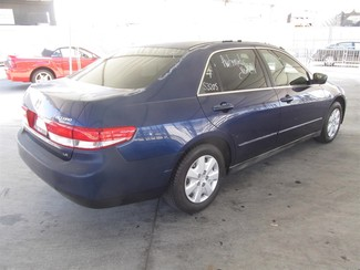 2004 Honda Accord LX Gardena, California 2