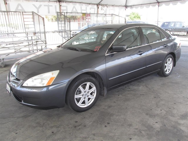 2004 Honda Accord EX This particular Vehicles true mileage is unknown TMU Please call or e-mai