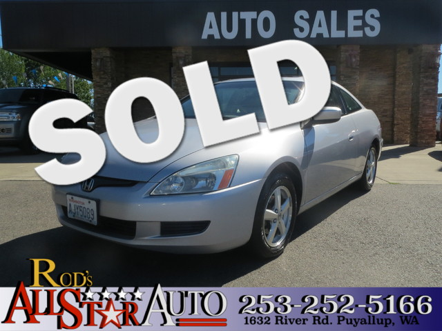 2004 Honda Accord EX The CARFAX Buy Back Guarantee that comes with this vehicle means that you can