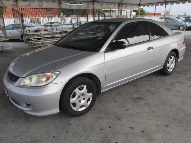 2004 Honda Civic VP Please call or e-mail to check availability All of our vehicles are availab