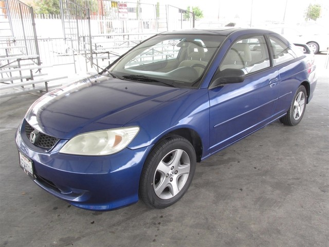 2004 Honda Civic EX This particular vehicle has a SALVAGE title Please call or email to check ava