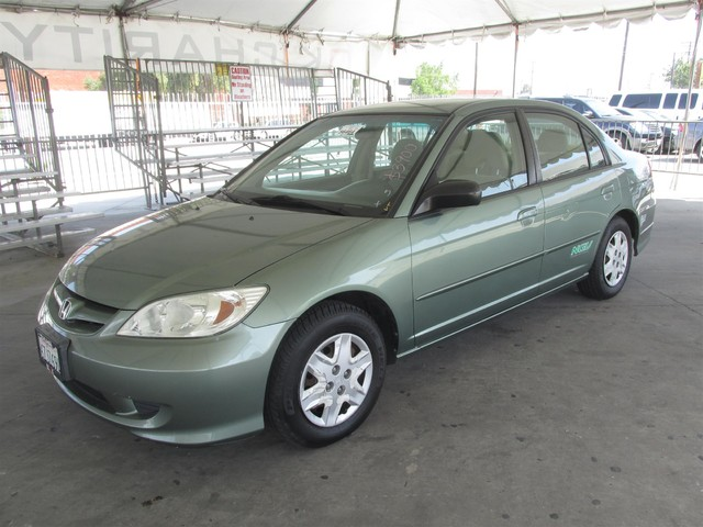 2004 Honda Civic GX Please call or e-mail to check availability All of our vehicles are availab