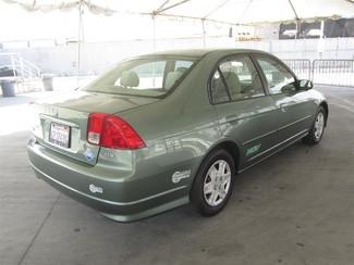 2004 Honda Civic GX Gardena, California 2