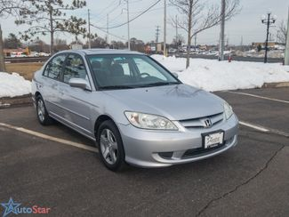 2004 Honda Civic EX with a 6 month 6000 miles warranty Maple Grove, Minnesota
