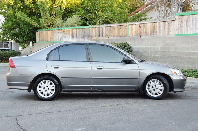 2004 Honda Civic LX Reseda, CA 7