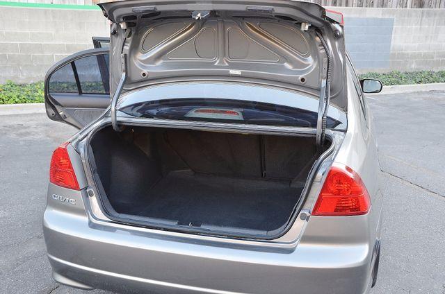 2004 Honda Civic LX Reseda, CA 16