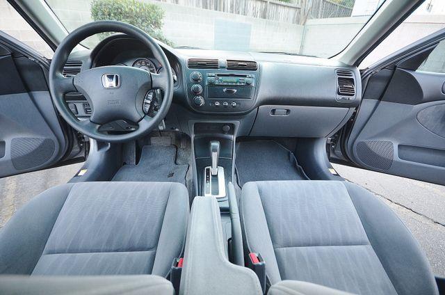 2004 Honda Civic LX Reseda, CA 9