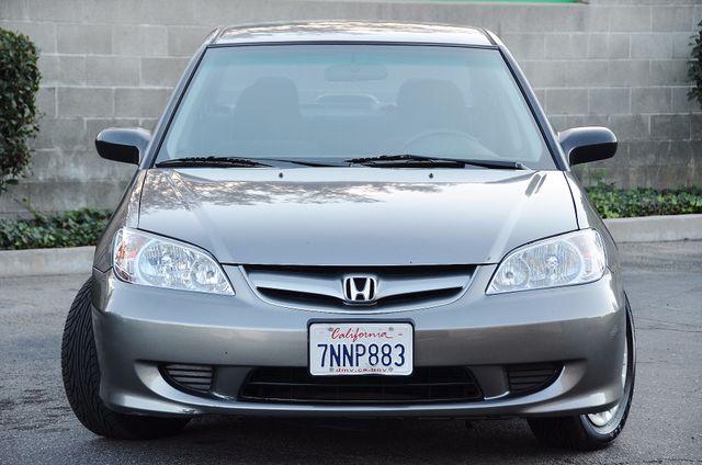 2004 Honda Civic LX Reseda, CA 4