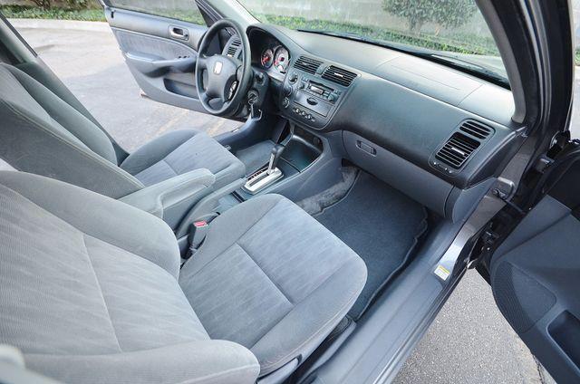 2004 Honda Civic LX Reseda, CA 24