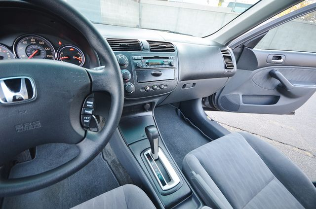 2004 Honda Civic LX Reseda, CA 29