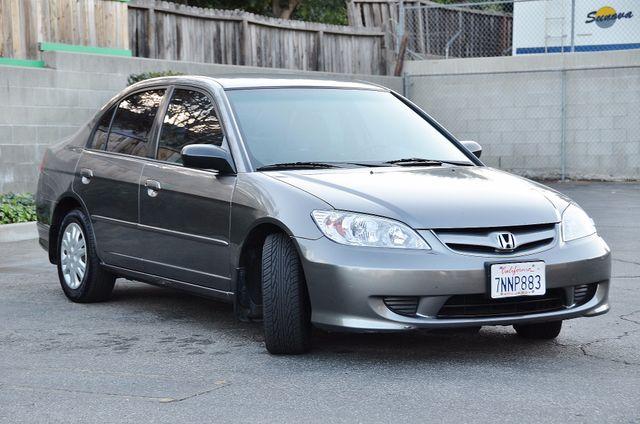 2004 Honda Civic LX Reseda, CA 1