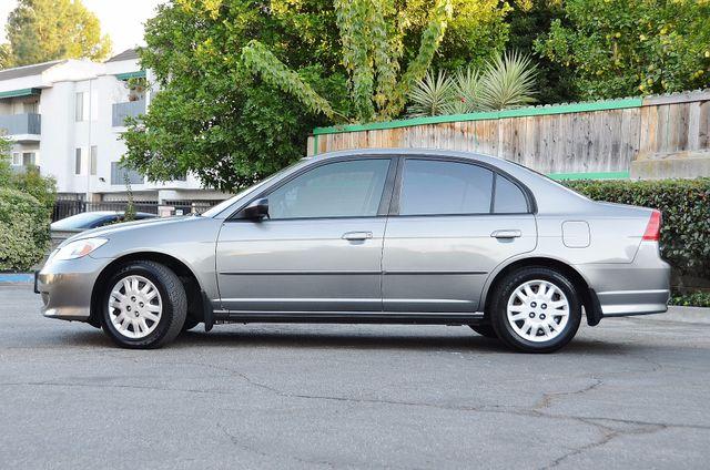 2004 Honda Civic LX Reseda, CA 6