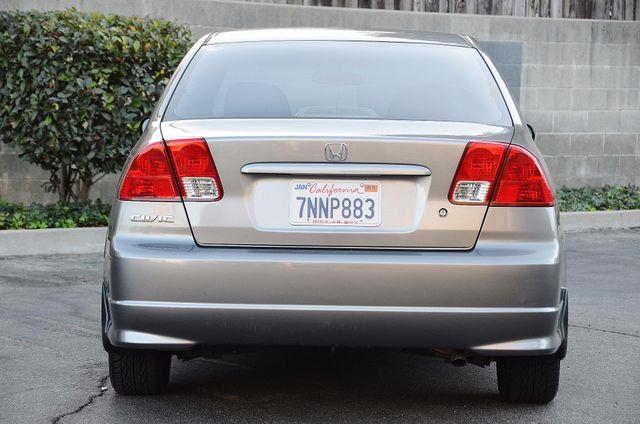 2004 Honda Civic LX Reseda, CA 5