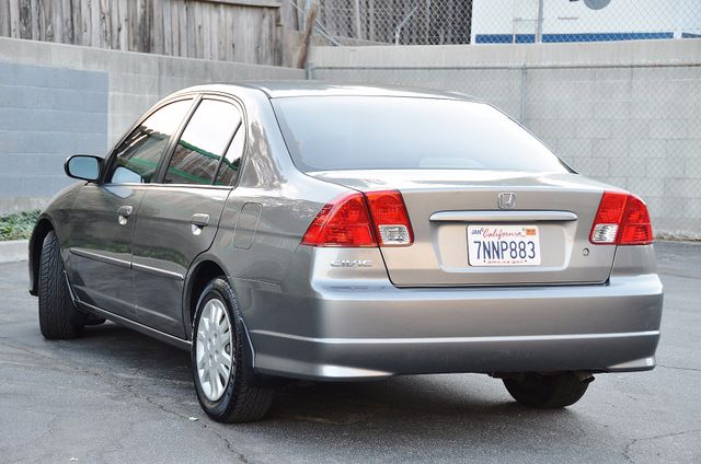 2004 Honda Civic LX Reseda, CA 2