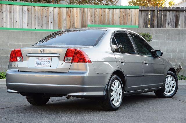 2004 Honda Civic LX Reseda, CA 3