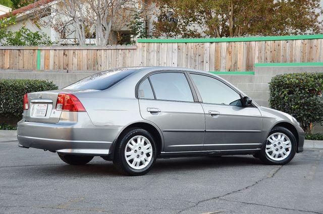 2004 Honda Civic LX Reseda, CA 15