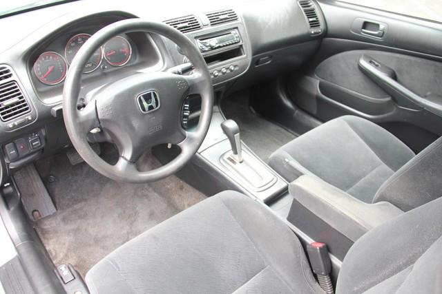 2004 Honda Civic LX Santa Clarita, CA 7