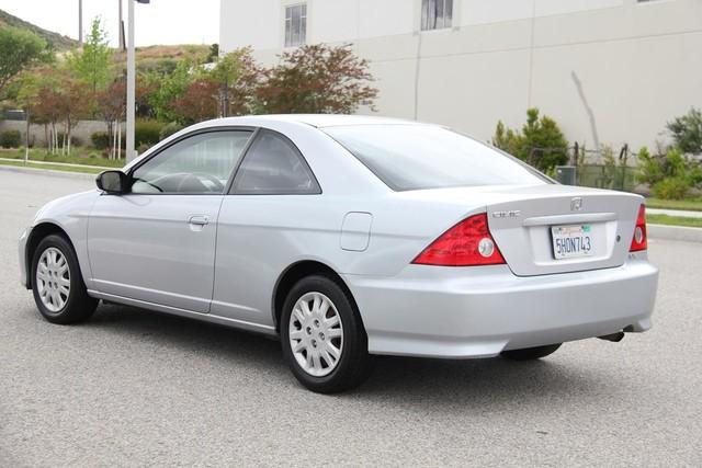 2004 Honda Civic LX Santa Clarita, CA 5