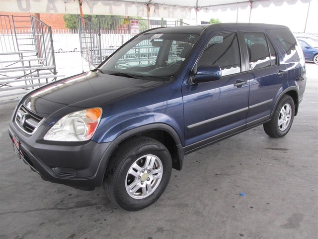 2004 Honda CR-V EX This particular vehicle has a SALVAGE title Please call or email to check avai