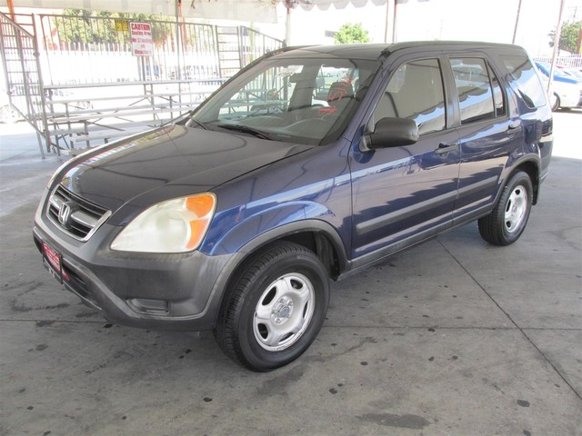 2004 Honda CR-V LX Please call or e-mail to check availability All of our vehicles are availabl