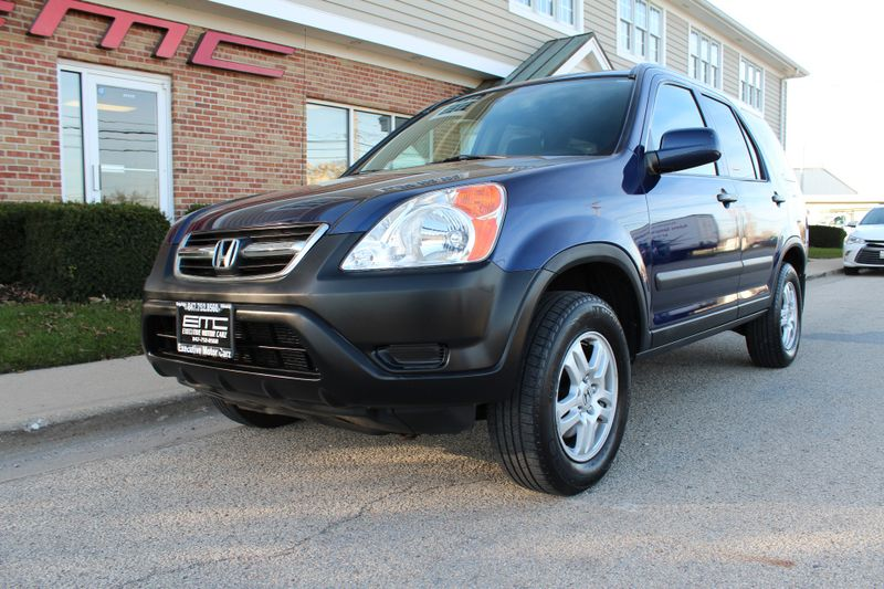 2004 Honda CR-V EX  Lake Bluff IL  Executive Motor Carz  in Lake Bluff, IL