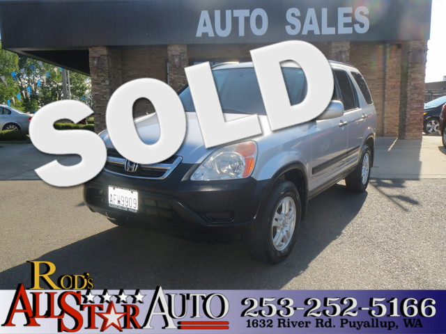 2004 Honda CR-V EX AWD The CARFAX Buy Back Guarantee that comes with this vehicle means that you c