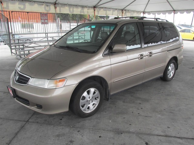2004 Honda Odyssey EX-L RES This particular Vehicle comes with 3rd Row Seat Please call or e-mail
