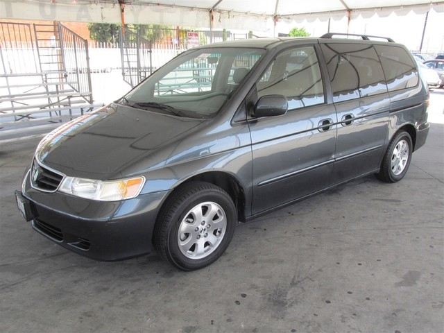 2004 Honda Odyssey EX-L NAVI This particular Vehicles true mileage is unknown TMU Please call