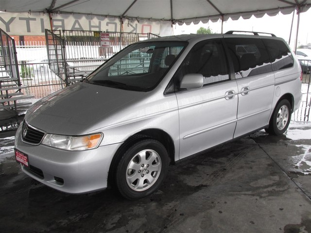 2004 Honda Odyssey EX-RES This particular Vehicles true mileage is unknown TMU Please call or
