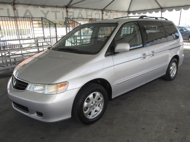 2004 Honda Odyssey EX-L This particular Vehicle comes with 3rd Row Seat Please call or e-mail to
