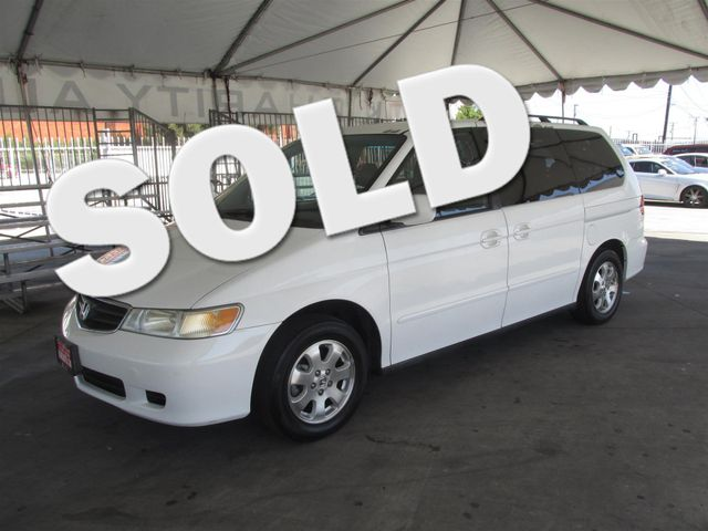 2004 Honda Odyssey EX This particular Vehicle comes with 3rd Row Seat Please call or e-mail to ch