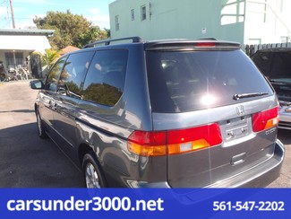 2004 Honda Odyssey EX-L Lake Worth , Florida 2