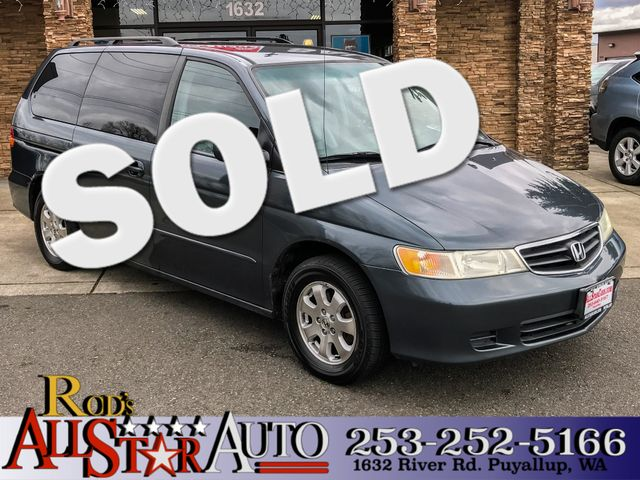 2004 Honda Odyssey EX-L The CARFAX Buy Back Guarantee that comes with this vehicle means that you