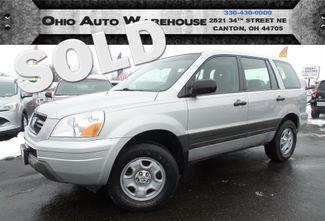 2004 Honda Pilot 4x4 3rd Row Clean Carfax We Finance | Canton, Ohio | Ohio Auto Warehouse LLC in  Ohio