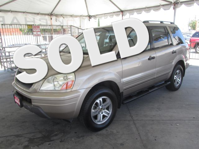 2004 Honda Pilot EX This particular Vehicle comes with 3rd Row Seat Please call or e-mail to chec