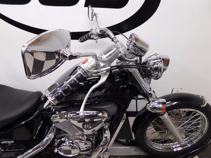 2004 Honda Shadow VLX Deluxe  in Eden Prairie, Minnesota