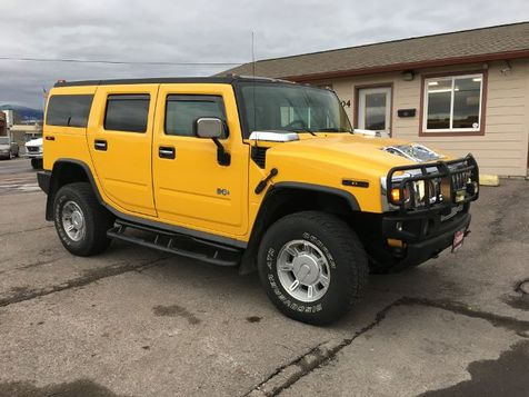 2004 Hummer H2 Sport Utility in
