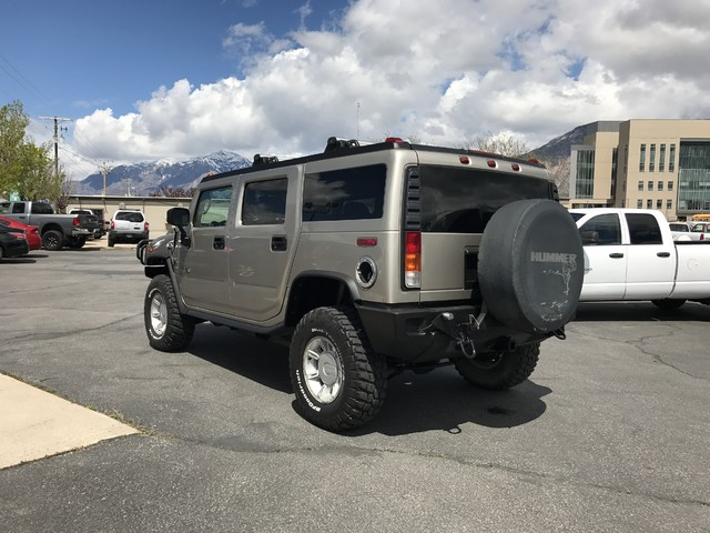 2004 Hummer H2 Ogden, Utah 2