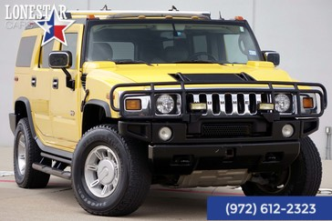 2004 Hummer H2 4x4 3rd Row Seat Clean Carfax in Plano