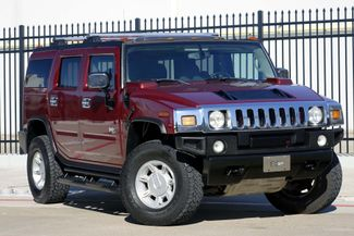 2004 Hummer H2* 4x4* Sunroof* Leather* EZ Finance** | Plano, TX | Carrick's Autos in Plano TX