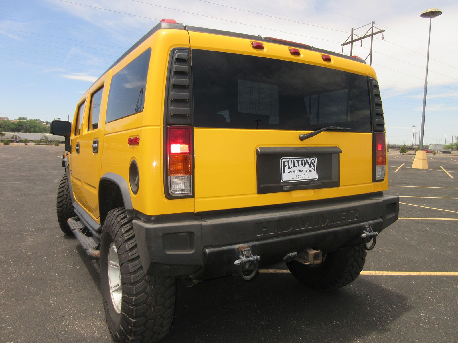 2004 hummer h2 awd w 20s fultons used cars inc 2004 hummer h2 awd w 20s fultons used cars inc in colorado vanachro Image collections