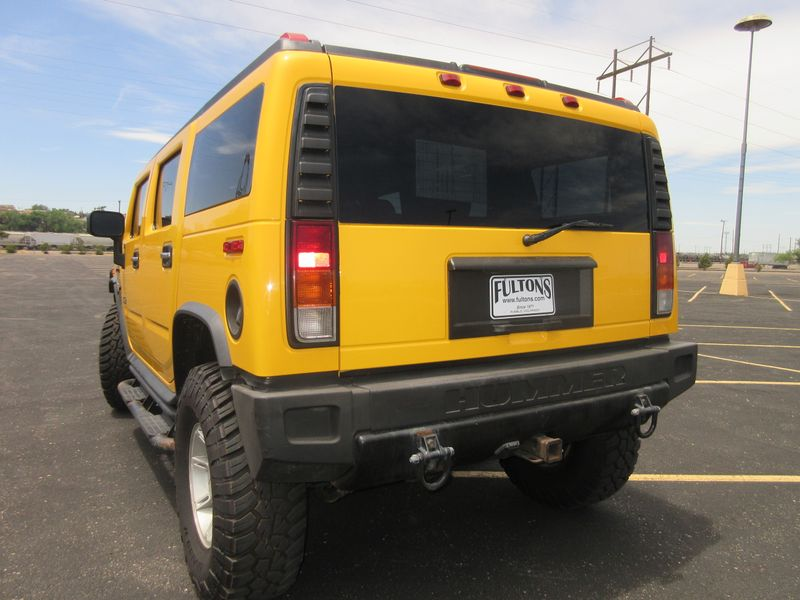 2004 Hummer H2 AWD w 20s  Fultons Used Cars Inc  in , Colorado