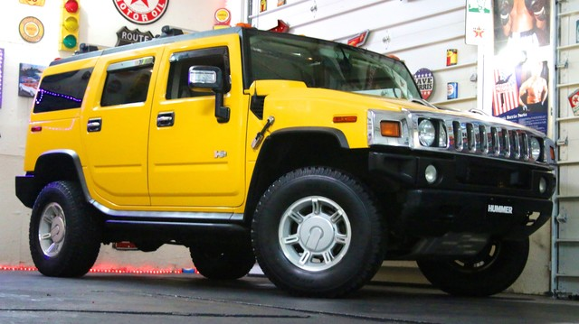 2004 Hummer H2  | Tallmadge, Ohio | Golden Rule Auto Sales in Tallmadge Ohio