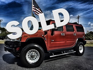 2004 Hummer H2 LUXURY PACKAGE SUV in , Florida